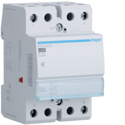 ESC240S Humfree Contactor 40A,  2NO,  230V~50/60Hz