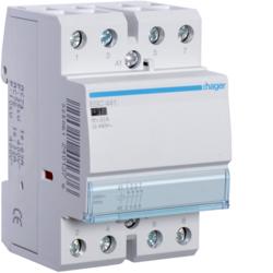contactor 40a, 4nc, 230v~50hz