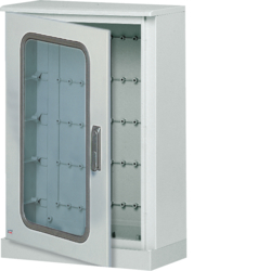 FL527B Polyester floor standing enclosure,  Orion.Plus,  1200x850x300 mm