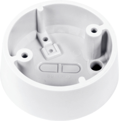 MB2 Round Surface Box-30mm Deep
