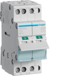 SBN332 3-pole,  32A Modular Switch