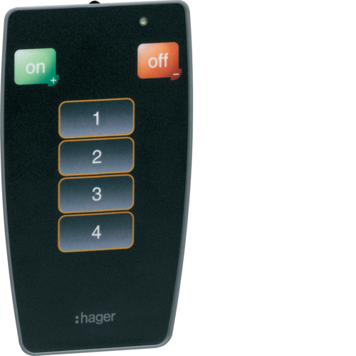 EEK002 Infrared remote control for the customer