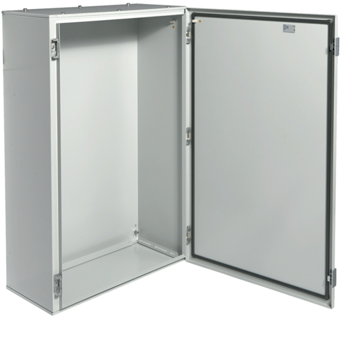 FL126A Steel enclosure,  Orion.Plus,  plain door 950x600x300 mm