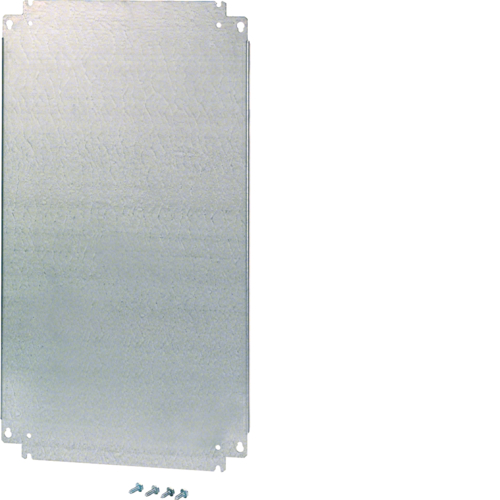 FL407A Steel mounting plate,  Orion.Plus,  480x243  mm