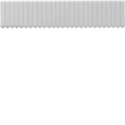 JP015 Cover strip,  universal, 18M,  RAL9010