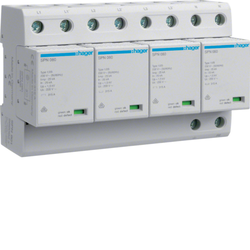 surge protection devices selection guide