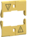 CZN005 1 set of  2 sealable terminal covers for RCCB 25 to 63A 2M