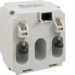 EC12125CT Current Transformer with RJ45 output BGUK 3-Phase 125A/330mV Class 1 pitch 25mm