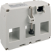 EC25100CT Current Transformer with RJ45 output BGUK 3-Phase 100A/330mV Class 1 pitch 35mm