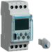 EG203 Weekly digital time switch 2 channels,  digital,  2 modules