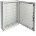 FL327B Polyester enclosure,  Orion.Plus,  plain door 1200x850x300 mm