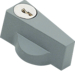 FL96Z Triangular lock plus handle,  Orion.Plus