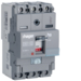 HDA063U Moulded Case Circuit Breaker h3 x160 TM ADJ 3P3D  63A 18kA CTC