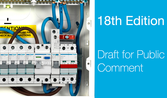 Admirable 18Th Edition Draft For Public Comment Highlights Potential Changes Wiring Cloud Brecesaoduqqnet