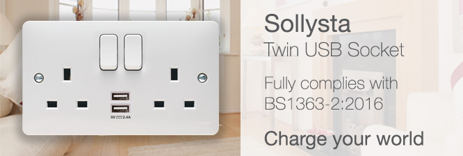Pleasing Charge Your World With Sollysta Usb Wiring 101 Capemaxxcnl