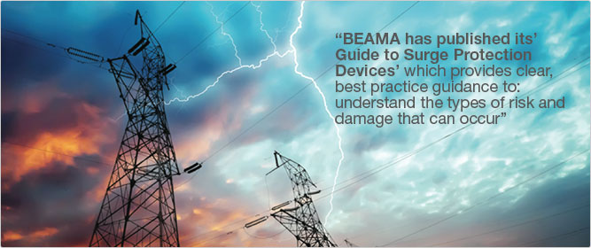 BEAMA Guide to Surge Protection Devices (SPDs): selection, application and theory