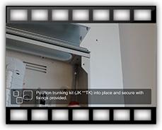 Installation comparison video