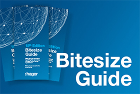 hager launches 18th edition bitesize guidehager launches bitesize guide to support electricians with 18th edition of wiring regulations