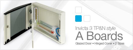 Invicta 3 style A Board