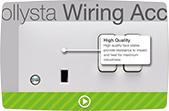 Sollysta Wiring Accessories - Features & Benefits