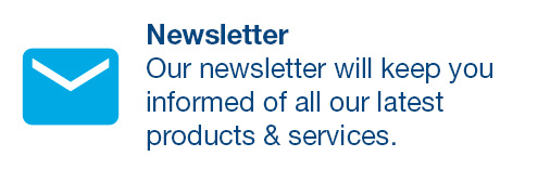 Register to receive our newsletter